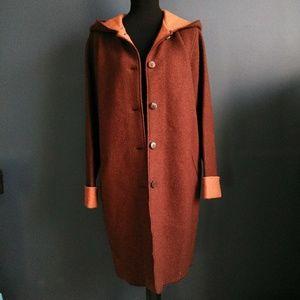 🌟Herman Geist Wool Coat